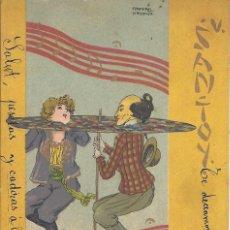 Postales: PS3923 POSTAL ILUSTRADA POR R. KIRCHNER - SAN-TOY - CIRCULADA EN 1903. Lote 42323162