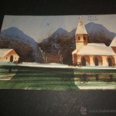 Postales: POSTAL 1911 PINTADA A MANO. Lote 42513062
