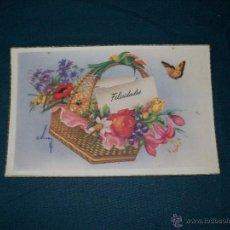 Postales - POSTAL DIBUJO - CIRCULADA - 42751355
