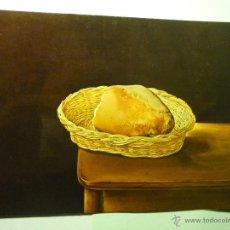 Postales: POSTAL FIGUERAS .-TEATRO MUSEO DALI .-LA CESTA DE PAN. Lote 42771812