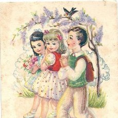 Postales: 0689I - IKON - EDICIONES DE ARTE - EDITORIAL ARTIGAS - SERIE 36- DATA 1942 - ILUSTRA GIRONA. Lote 43408648