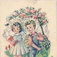 Postales: 0745G -MELODÍAS EN VOGA - IKON - EDICI, DE ARTE - EDIT. ARTIGAS - SERIE 36-1949 ILUSTRA GIRONA-. Lote 44304786