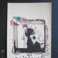 Postales: POSTAL SOIRRE 1923. . Lote 44368498