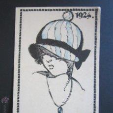Postales: POSTAL TVRNVS. RASPOYTINE. 1924. . Lote 44368556