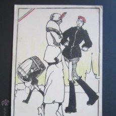 Postales: POSTAL TVRNVS. JANVER. 1924. . Lote 44368579