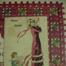 Postales: BONNE ANNÉE - PRECIOSA POSTAL . Lote 44987200