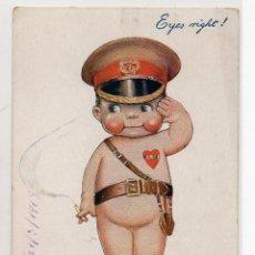 Postales: POSTAL RAPHAEL TUCK & SONS Nº 8867 .- THE WAR BABY. Lote 45101823