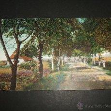 Postales: PAISAJE CAMPESTRE POSTAL 1909. Lote 45439454