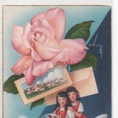 Postales: POSTAL EDICIONES CYZ 525/B .-ILUSTRA C. VIVES. Lote 45445893