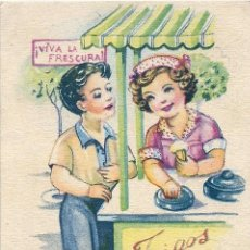 Postales: 0760S - IKON - EDICIONES DE ARTE - EDITORIAL ARTIGAS- SERIE 93 - DATA 1946 -ILUSTRA GIRONA. Lote 45548752