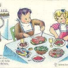 Postales: 0785S- IKON - EDICIONES DE ARTE - EDITORIAL ARTIGAS- SERIE 43 -DATA 1946 - ILUSTRA BOMBÓN. Lote 45564531