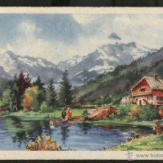 Postales - PAISAJE ALPINO - ED. C Y Z, 564 - 45720074