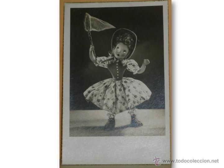 POSTAL MUÑECA CELI Nº 38.AÑOS 40 (Postales - Dibujos y Caricaturas)