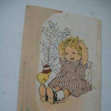 Postales: ANTIGUA POSTAL-POST CARD-S/F-. Lote 46216531