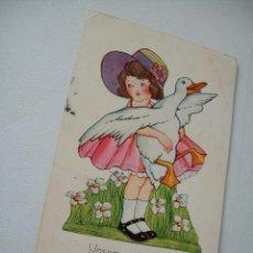 Postales: ANTIGUA POSTAL-POST CARD-1922-. Lote 46216536