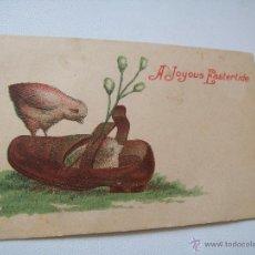 Postales: ANTIGUA POSTAL-POST CARD-S/F-. Lote 46216541