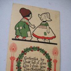 Postales: ANTIGUA POSTAL-POST CARD-S/F-. Lote 46216585