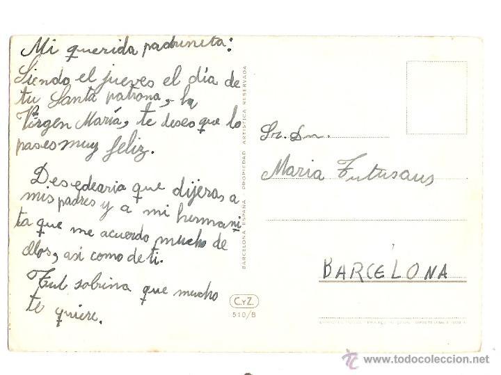 Postales: POSTAL - EDICIONES C Y Z - SERIE 510 - B - Foto 2 - 47263036