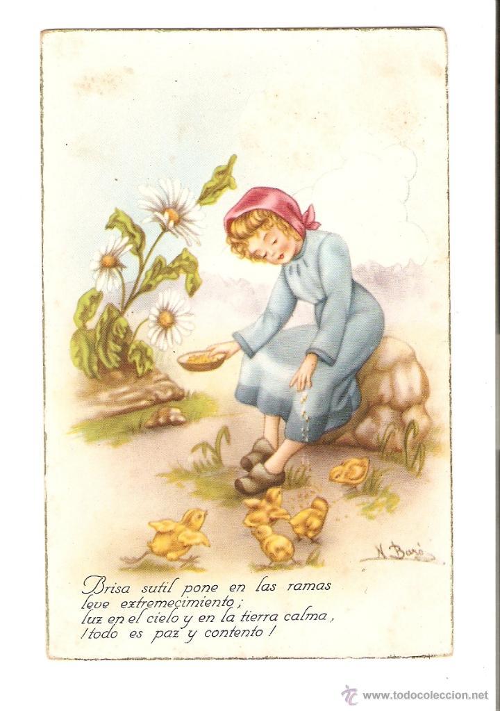 POSTAL - EDICIONES C Y Z - SERIE 827 (Postales - Dibujos y Caricaturas)