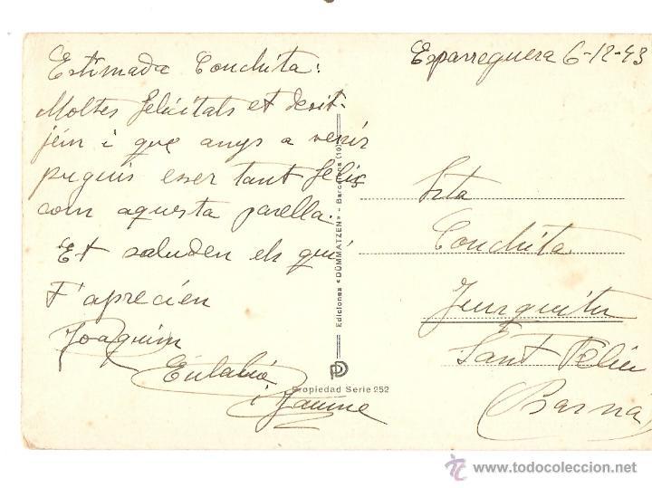 Postales: POSTAL - EDICIONES DÜMMATZEN (P D) - SERIE 252 - Foto 2 - 47278614