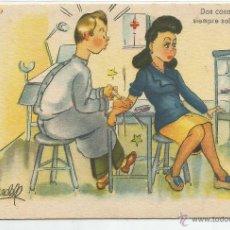 Postales: EDICIONES COLON - BENISI .- SERIE 114/5 . Lote 47396551