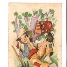 Postales: POSTAL - EDICIONES TRIO - SERIE F. Lote 47929792