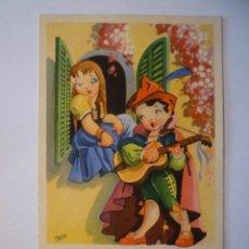 Postales: POSTAL EDICIONES TRIO SERIE 31. ESCRITA AÑO 1945.. Lote 48933589
