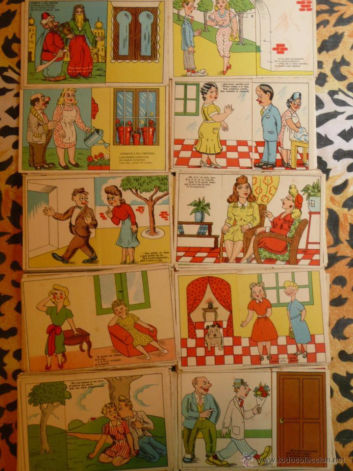 lote de postales cómicas años 50muy especiales comprar postales