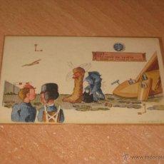 Postales: POSTAL DE AVIACION. Lote 54574882