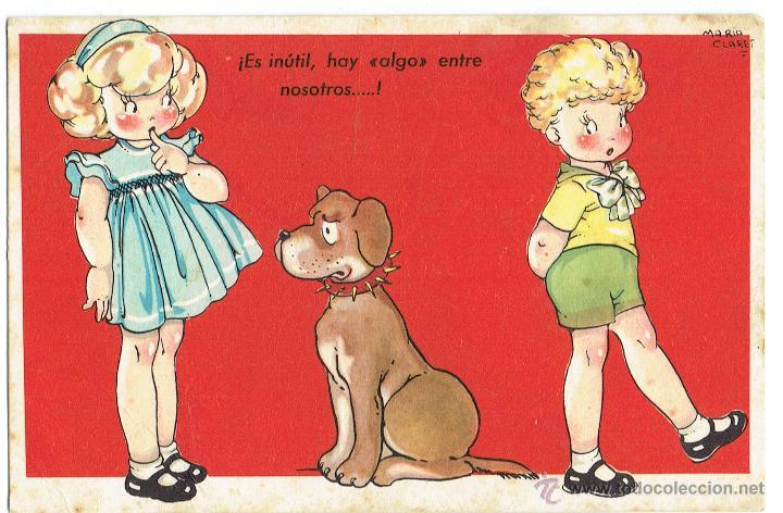 PS6386 MARI-PEPA. ILUSTRACIÓN DE MARÍA CLARET. SERIE Y. NÚM. 6. SIN CIRCULAR (Postales - Dibujos y Caricaturas)