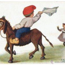 Postales: PS5185 POSTAL CATALANISTA ILUSTRADA POR J. IBÁÑEZ. CIRCULADA EN 1920. Lote 46072103