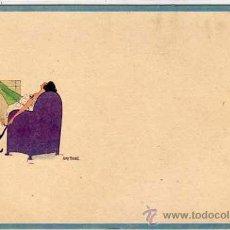 Postales: POSTAL ILUSTRADOR ITALIANO ANNY TEKAUZ SERIE 15- 5 MARCHESI & PAVIGNANI BOLOGNA. EROTICA. MUJER. Lote 270621008