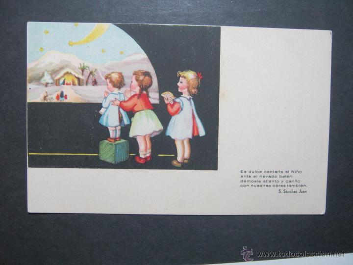 POSTAL IKON- EDICIONES DE ARTE SERIE 28 SIN CIRCULAR, EXCELENTE (Postales - Dibujos y Caricaturas)