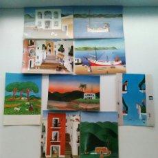 Postales: COLECCION DE POSTALES. Lote 55321108
