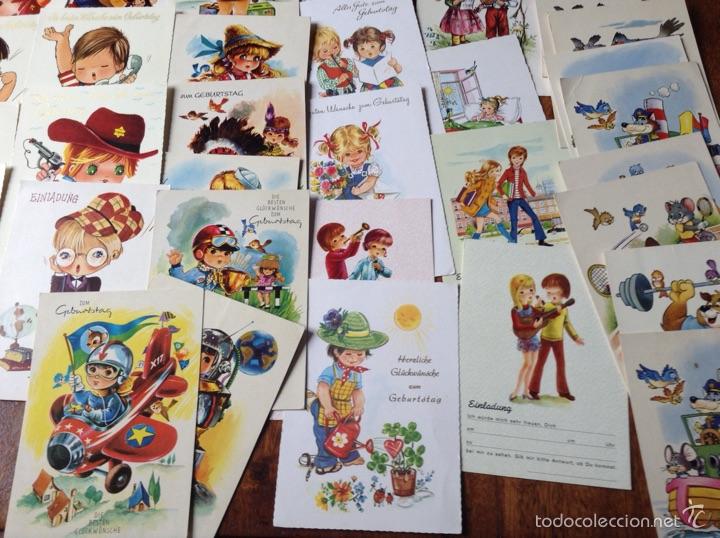 Postales: Postales alemanas años 70 - Foto 3 - 56308501
