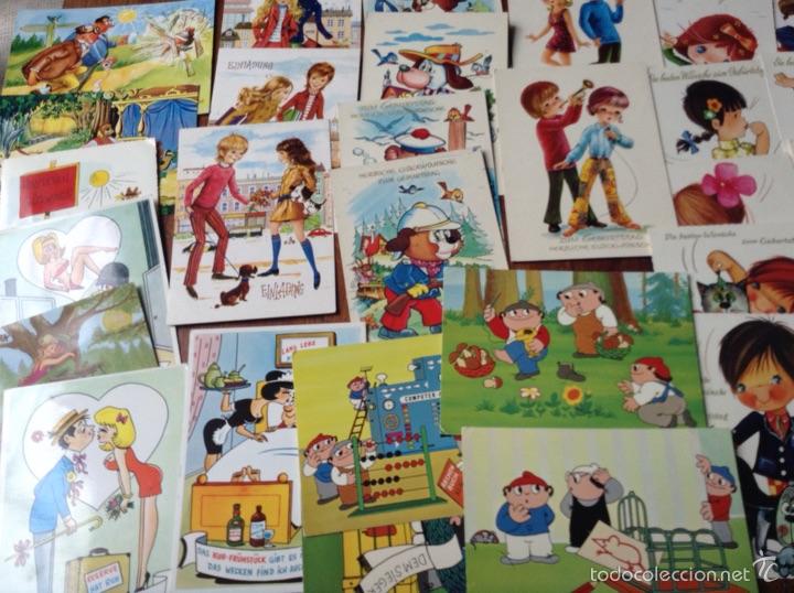 Postales: Postales alemanas años 70 - Foto 4 - 56308501