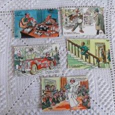 Postales: POSTALES DE MINGOTE DE 1969. Lote 56990607