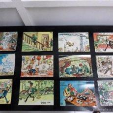 Postales: 12 POSTALES NUEVAS DE MINGOTE SERIE E 1969. Lote 57534975