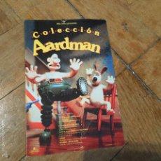 Postales: POSTAL AARDMAN. Lote 58214876