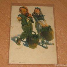Postales: POSTAL DE ELS CANTIRS. Lote 58348164