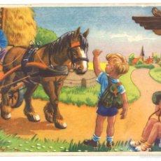 Postales: LOTE POSTAL - 11 POSTALES CIRCULADAS AÑOS 50. Lote 58488641