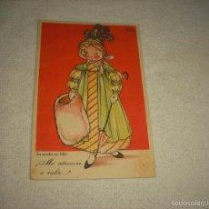 Cartoline: COLECCION MARI PEPA, SERIE Z N° 7. Lote 60027807