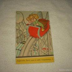Postales: COLECCION MARIA CLARET . SERIE N , N° 2. Lote 60099095