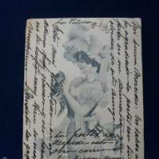 Postales: POSTAL. A. S. W. SERIE A. 1903. Lote 61020467