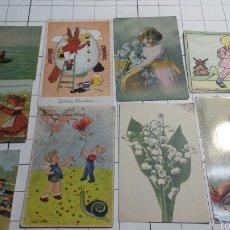 Postales: POSTALES INFANTILES AÑOS 30-50. Lote 61191971
