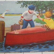 Postales: POSTAL INFANTIL AÑO 1929 . Lote 61197909