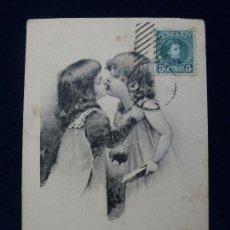 Postales: POSTAL. NIÑAS. 1903. Lote 61469751