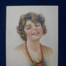 Postales: POSTAL. AMERICAN GIRL. Nº 72. ALICE LUELLA FIDLER.. Lote 61606644