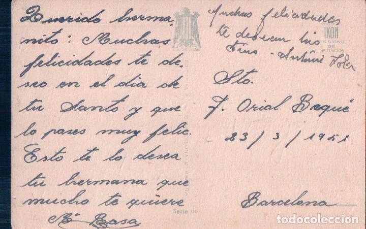 Postales: POSTAL CARICATURA DE FELICITACION. MUCHAS FELICIDADES - Foto 2 - 62767516