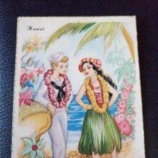 Postales: POSTAL FREIXAS. HAWAI. SERIE 315. Lote 64138175